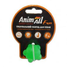 Игрушка AnimAll Fun шар молекула, зеленая, 3 см
