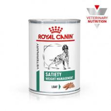 Влажный корм Royal Canin Satiety Weight Management для собак с лишним весом, 410 г