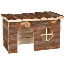 Домик для грызунов Trixie - Jerrik, дерево, 40х23х20 см