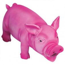 Игрушка Flamingo Swine Pink для собак 22х10х10 см
