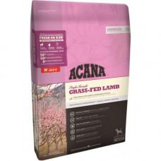 Cухой гипоаллергенный корм Acana Grass-Fed Lamb со вкусом ягненка для собак всех пород, 6 кг