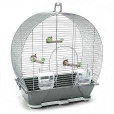 Клетка Savic Evelyne 30 для птиц небольших размеров, белая, 43 х 28 х 47 см