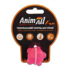 Игрушка AnimAll Fun шар молекула, коралловая, 3 см