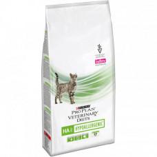 Сухой корм Purina Pro Plan Veterinary Diets Hypoallergenic кошек при аллергических реакциях, 1.3кг