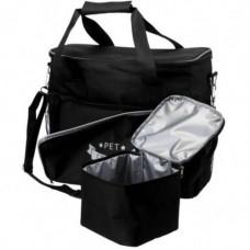 Сумка для аксессуаров Trixie, для собак, 38x35x17см, черный