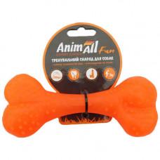Игрушка AnimAll Fun кость 15 см Оранжевая
