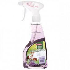 Спрей Flamingo Clean Spray Lavender для очистки клеток грызунов, с запахом лаванды, 500мл