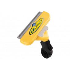 Фурминатор Adenki с кнопкой