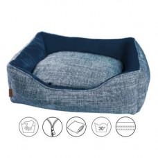 Диван Croci Glam для собак Синий 60×50×20 см