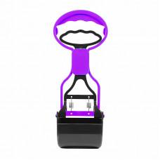 Совок для уборки за собакой Taotaopets 052207 Фиолетовый