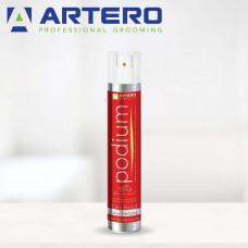 Лак-спрей Artero Podium Dry Hold для фиксации и укладки шерсти