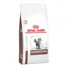 Сухой корм Royal Canin Gastro Intestinal при нарушениях пищеварения у кошек 2кг