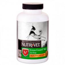 Пищевая добавка от выжигания газонной травы Nutri-Vet Grass Guard для собак , 150 табл