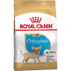 Сухой корм Royal Canin Chihuahua Puppy для щенка породы чихуахуа до 8 месяцев, 500гр