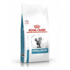 Сухой корм Royal Canin Hypoallergenic при пищевой аллергии у кошек 2.5кг