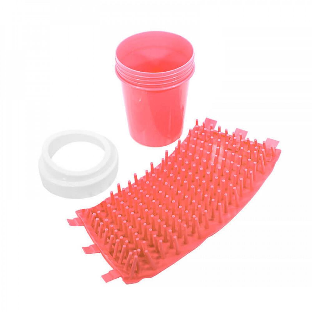 Лапомойка для домашних животных Pet 001 L Pink