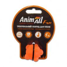 Игрушка AnimAll Fun шар молекула, оранжевая, 3 см