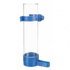 Поилка-кормушка Trixie для птиц, пластиковая, 130мл/16см