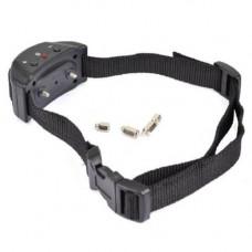 Ошейник электронный антилай  для дрессировки собак контроля лая