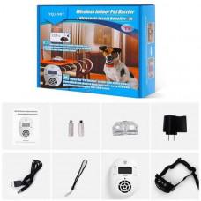 2 в 1 беспроводной забор Pet YQJ-907 для собак + отпугиватель насекомых и мышей для дома (100371)