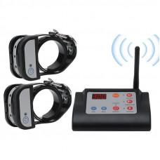 Беспроводной электронный забор для собак + электронный ошейник для дрессировки 2-х собак Petguider 883-2 (100631)