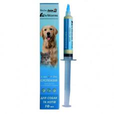 Антигельминтный препарат AnimAll VetLine DeWorm для кошек и собак