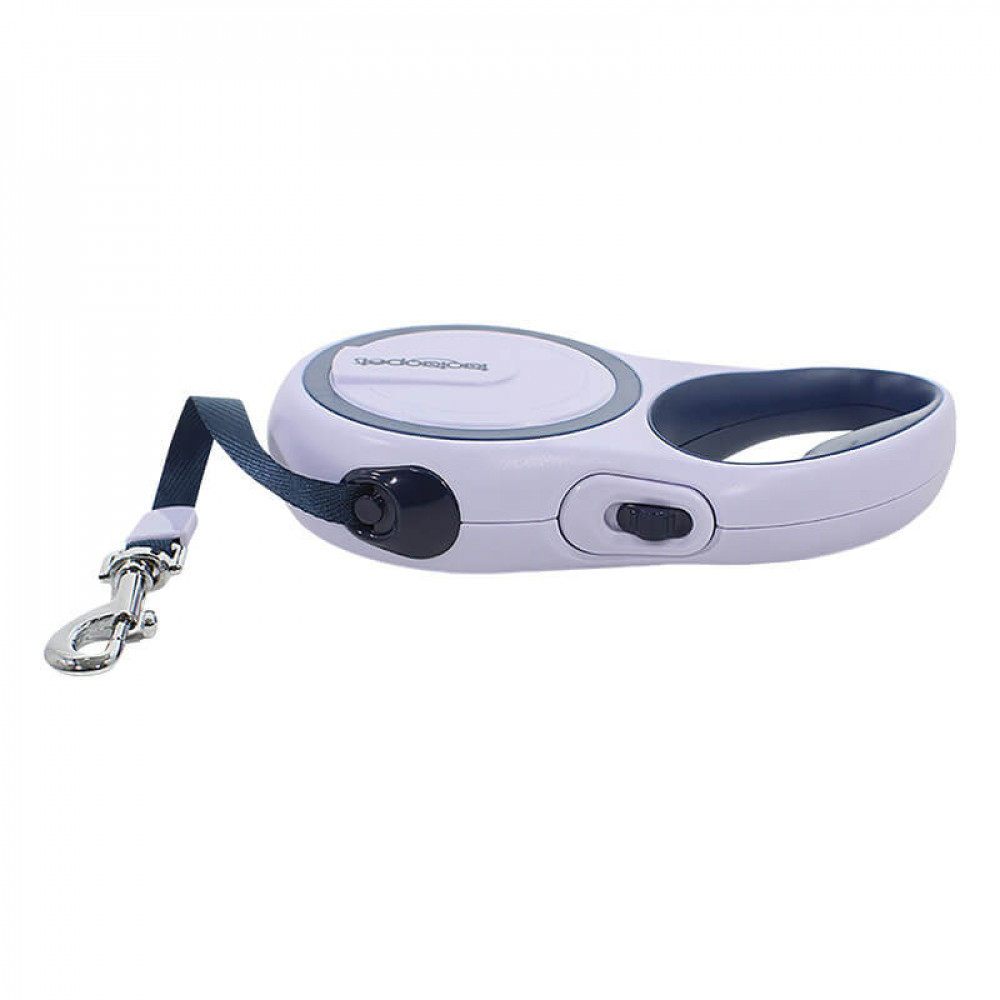 Автоматический поводок-рулетка для собак Taotaopets 173320 длина 3 m Blue (5306-17867)