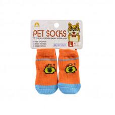 Антискользящие носки для собак Taotaopets 331 Money L (6218-20729)