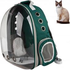 Прозрачный рюкзак Lollimeow для переноски кошек и домашних животных (DY-SN046)