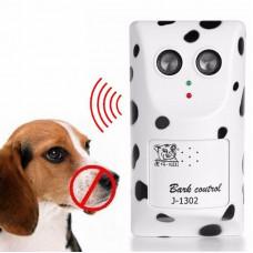 Антилай ультразвуковой стационарный в датчике движения Pet Bark control J-1302 (02381)