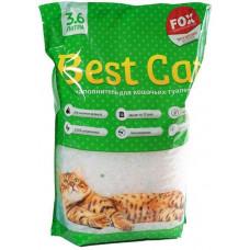 Гигиенический наполнитель Best Cat Силикагелевый Зеленое яблоко 3.6л (0054040)