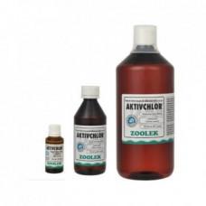 Дезинфицирующий препарат Zoolek Aktivchlor, 30 мл
