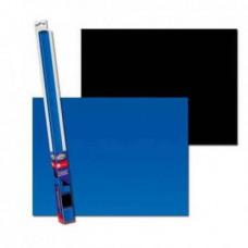 Аквариумный задний фон Aqua Nova Синий_Черный, (60 x 30 см)