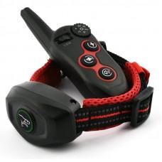 Электронный ошейник для дрессировки собак + антилай 2 в 1 Dobe DB400 (03155)