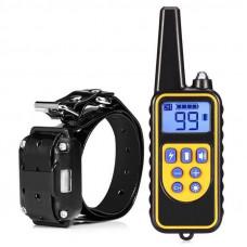 Электроошейник для дрессировки собак Pet DTC-800 водонепроницаемый