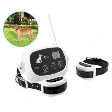 Беспроводной электронный забор для собак Pet KD-661 с 2-мя ошейниками (03290-2)