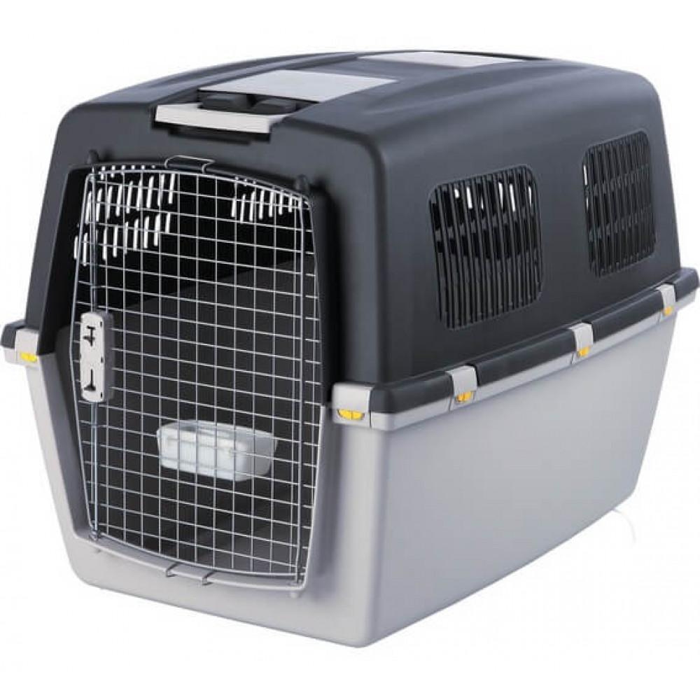 Переноска для животных Trixie Transportbox Gulliver IV до 18 кг