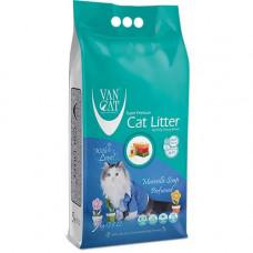 Бентонитовый наполнитель туалетов для кошек VanCat Marseille Soap 5 кг (70562)