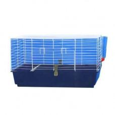 Клетка Tesoro 708 для кроликов, 80х48х46 см
