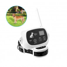 Беспроводной электронный забор для собак Pet KD-661 с 1-м ошейником (03290)