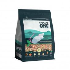 Полнорационный корм для декоративных крыс Speciаl One, 500 г