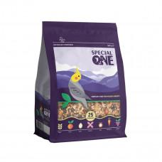 Полнорационный корм для средних попугаев Speciаl One, 500 г