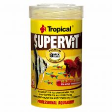 SuperVit (Basic)   100ml/20g (хлопья)основ.корм с содерж. ВЕТА GLUC