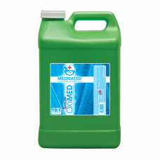 Шампунь Oxymed Medicated Oatmeal 38L лечебный с овсянкой