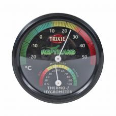Термометр-гигрометр механ. д/террариума