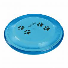 Летающая тарелка Dog Activity 23см мягкий пластик
