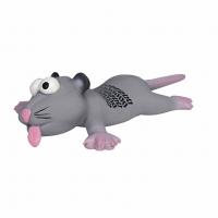 Крыса, мышь латекс 22см