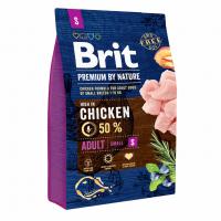 Brit Premium Dog Adult S 3 kg
