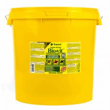 Bio-vit 21L /4kg (хлопья)растит. корм для всех видов рыб