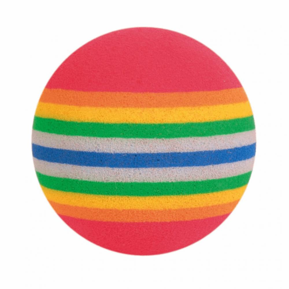 Мячик поликолор 3,5см (4шт)
